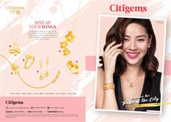 Jewellery & Watches offers in the Citigems catalogue in Singapore