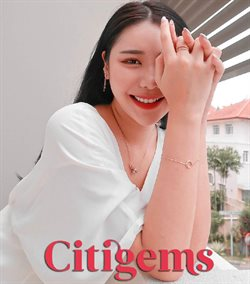 Citigems catalogue in Singapore ( 28 days left )