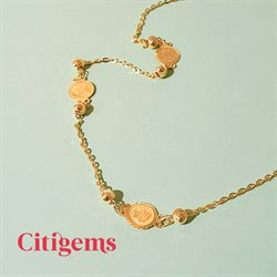 Jewellery & Watches offers in the Citigems catalogue in Singapore ( More than a month )