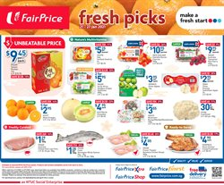 FairPrice Finest catalogue ( Expires Today )