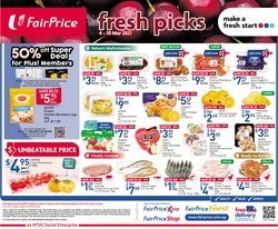 FairPrice Finest catalogue ( Expired )