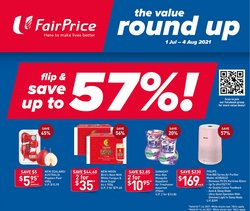 FairPrice Finest offers in the FairPrice Finest catalogue ( 2 days left)