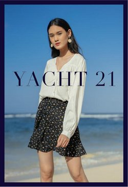 Yacht 21 offers in the Yacht 21 catalogue ( 25 days left)