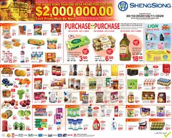 Sheng Siong catalogue in Singapore ( 2 days left )