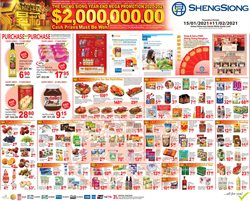 Sheng Siong catalogue ( 16 days left)