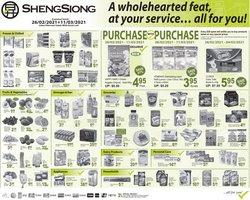Sheng Siong catalogue ( 3 days ago )