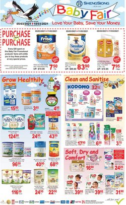 Sheng Siong catalogue ( 10 days left)