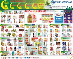 Sheng Siong catalogue ( Expires tomorrow )