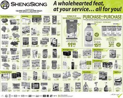 Supermarkets offers in the Sheng Siong catalogue ( 3 days left)