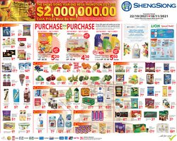Supermarkets offers in the Sheng Siong catalogue ( 23 days left)