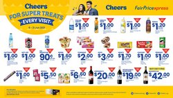 Cheers offers in the Cheers catalogue ( 5 days left)