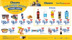 Cheers offers in the Cheers catalogue ( 3 days left)