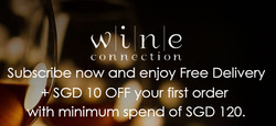 Offers from Wine Connection in the Singapore leaflet