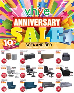 Home & Furniture offers in the V.Hive catalogue in Singapore
