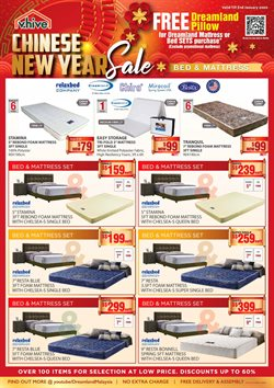 Offers from V.Hive in the Singapore leaflet