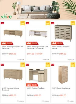 V.Hive catalogue in Singapore ( 9 days left )