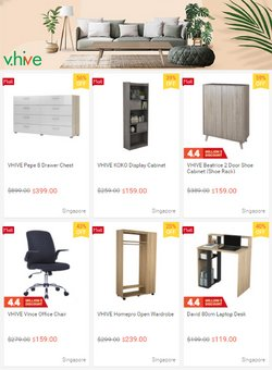 Home & Furniture offers in the V.Hive catalogue ( 4 days left )
