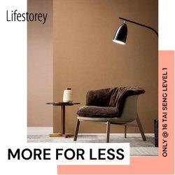 Lifestorey offers in the Lifestorey catalogue ( Expires tomorrow)