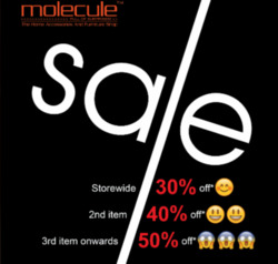 Offers from Molecule in the Singapore leaflet