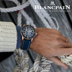 Jewellery & Watches offers in the Blancpain catalogue ( 2 days ago)