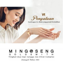 Ming Seng offers in the Ming Seng catalogue ( More than a month)