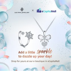 jewellery offers in the Lee Hwa Jewellery catalogue ( More than a month)