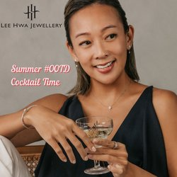 Jewellery & Watches offers in the Lee Hwa Jewellery catalogue ( 15 days left)