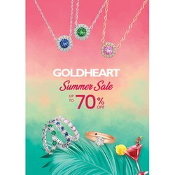 Jewellery & Watches offers in the Goldheart catalogue ( 27 days left)