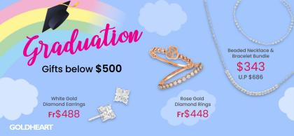 Jewellery & Watches offers in the Goldheart catalogue ( Published today)