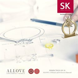 Offers from SK Jewellery in the Singapore leaflet