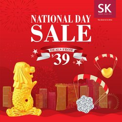 Jewellery & Watches offers in the SK Jewellery catalogue ( Published today)