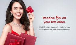 SK Jewellery coupon in Singapore ( Expires Today )
