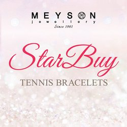 Jewellery & Watches offers in the Meyson Jewellery catalogue ( 5 days left)