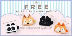 Offers from Elisa Litz in the Singapore leaflet