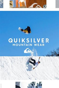 Offers from QUIKSILVER in the Singapore leaflet