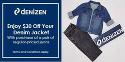 Offers from Denizen in the Singapore leaflet