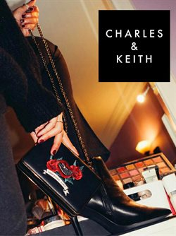 Clothes, shoes & accessories offers in the Charles & Keith catalogue in Singapore