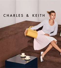 Offers from Charles & Keith in the Singapore leaflet