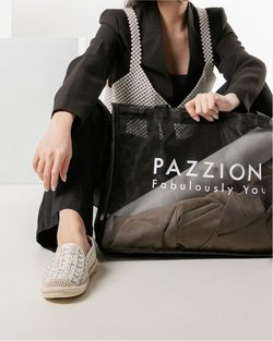 Pazzion offers in the Pazzion catalogue ( More than a month)