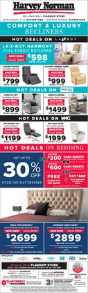Harvey Norman catalogue ( Expires tomorrow)
