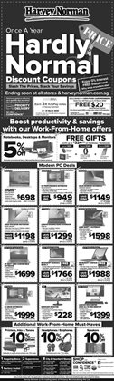 Harvey Norman catalogue ( Expires tomorrow )