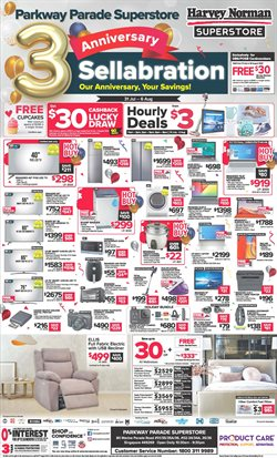 Home & Furniture offers in the Harvey Norman catalogue ( Expires tomorrow )