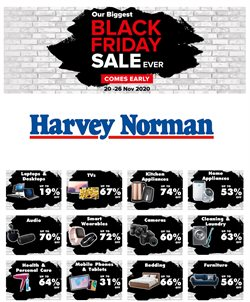 Harvey Norman catalogue ( 2 days left )