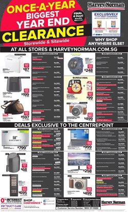 Harvey Norman catalogue ( Expired )