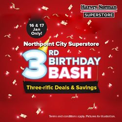 Harvey Norman catalogue ( 2 days left )