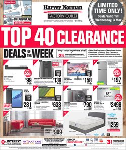 Harvey Norman catalogue in Singapore ( Expires Today )