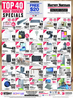 Harvey Norman catalogue ( Expires Today)