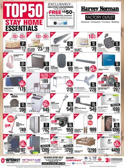 Home & Furniture offers in the Harvey Norman catalogue ( 14 days left)