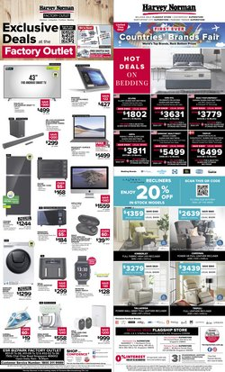 Home & Furniture offers in the Harvey Norman catalogue ( 1 day ago)