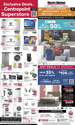 Harvey Norman offers in the Harvey Norman catalogue ( 1 day ago)